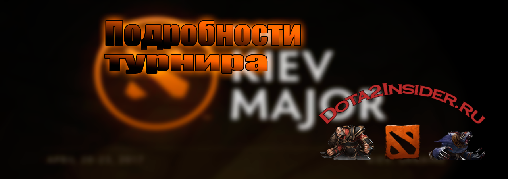 Kiev Major/ Киев Мажор