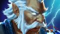Зевс (Zeus) в дота 2. Способности. Игровой геймплей. Заметки.