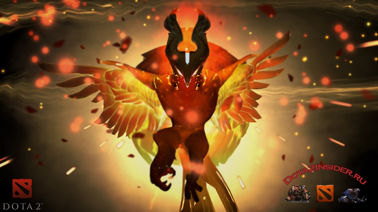 Phoenix dota 2