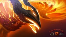 Phoenix в дота 2. Способности. Игровой геймплей. Заметки.