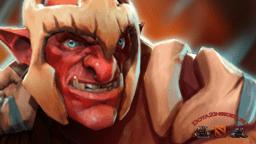Troll Warlord в дота 2. Способности. Игровой геймплей. Заметки.