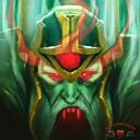Wraith King в дота 2. Способности. Игровой геймплей. Заметки.