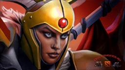 Legion Commander в дота 2. Способности. Игровой геймплей. Заметки.