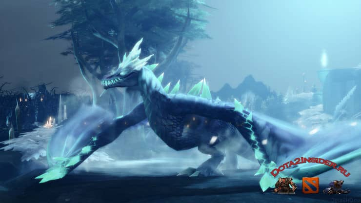 Winter Wyvern