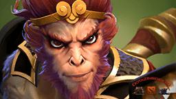 Monkey King в Дота 2. Способности. Игровой геймплей. Заметки.