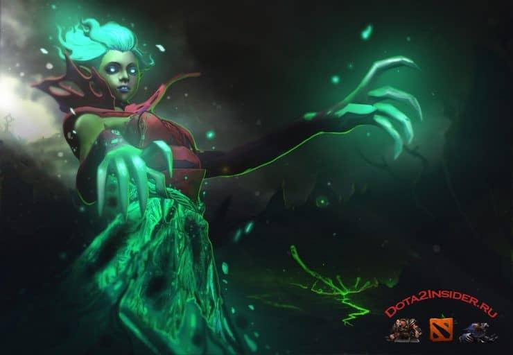 Закуп Death Prophet в Dota 2