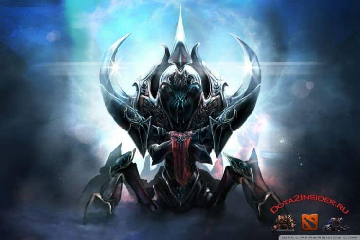 Nyx Assassin в Dota 2: закуп патч 7.24