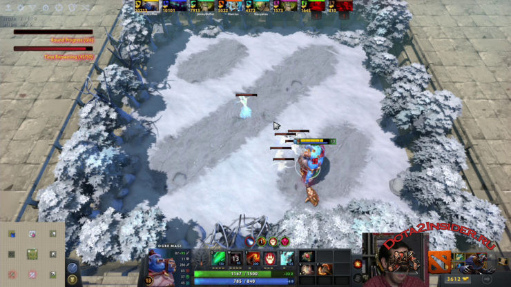 Custom Hero Chaos Dota 2 - Прокастер Лич