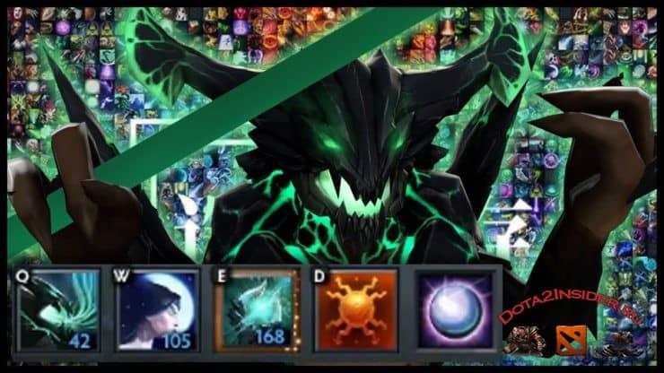 Custom Hero Chaos Classic - Лучшие тактики