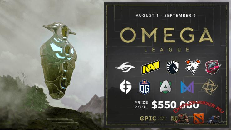 Omega League: завершился 11 игровой день