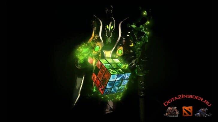 Контр-пики Рубик/Rubick в Dota 2 патч 7.29